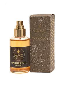 Marula Öl - Bio zertifiziert & kaltgepresst - 50ml/125ml - Aurum Africa