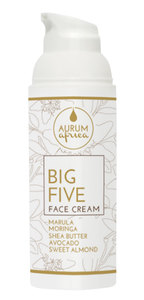 Bio Gesichtscreme - Big Five - 50ml - Aurum Africa
