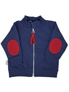 """Baby Sweatshirt aus Bio-Baumwolle """"Uriel"""" - CORA happywear"""