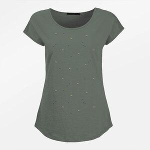 T-Shirt Cool Nature Green Wood - GreenBomb