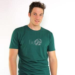 Shirt Einstein aus Biobaumwolle - Gary Mash