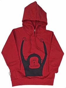 Bio-Baumwoll-Sweater Ivo | Affe - CORA happywear