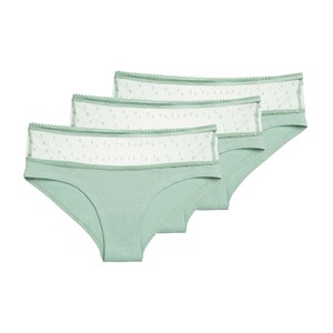 Damen Panty 3er Pack Bio Fair - ThokkThokk