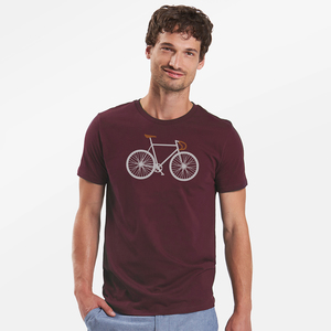 T-Shirt Guide Bike Two - GreenBomb