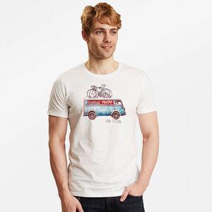 T-Shirt Guide Bike On Tour - GreenBomb