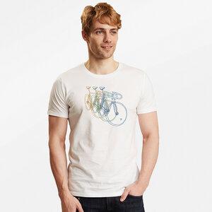 T-Shirt Guide Bike Row - GreenBomb