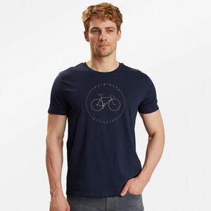 T-Shirt Guide Bike Train - GreenBomb