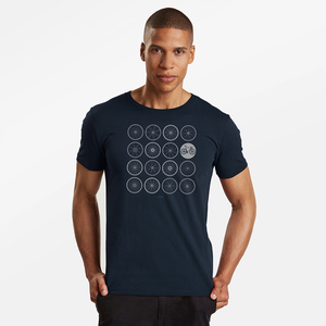T-Shirt Guide Bike Wheels - GreenBomb