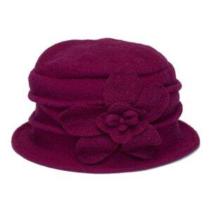 SILKROAD Retro Mütze Filzhut Damen CHARLOTTE - Hut aus 100%  Wolle - Silkroad - Diggers Garden