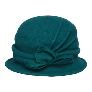 SILKROAD Retro Mütze Filzhut Damen KLARA - Hut aus 100%  Wolle - Silkroad - Diggers Garden