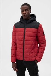 Jacke - Asp Downjacket HK - Red - ECOALF