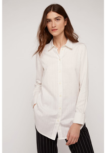 weisse Bluse - Dorothea Shirt - People Tree