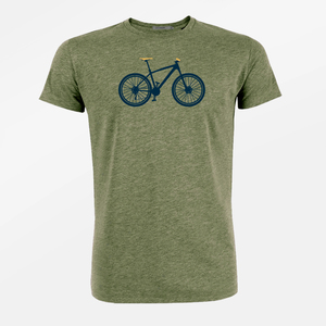 T-Shirt Guide Bike Mountain Bike - GreenBomb