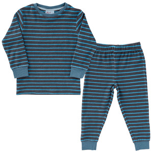 People Wear Organic Jungen Frottee-Pyjama - People Wear Organic