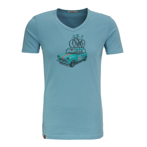 T-Shirt Peak Bike Rallye - GreenBomb