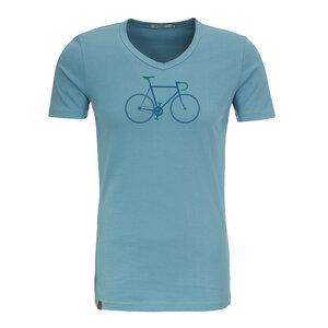 T-Shirt Peak Bike Trip - GreenBomb