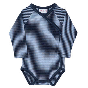 People Wear Organic Baby Wickel-Body Langarm  - People Wear Organic