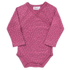 People Wear Organic Baby Wickel-Body Langarm  - People Wear Organic