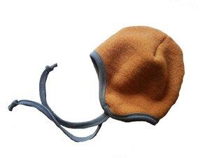 Bernstein Wollfleece Mütze - Ulalü