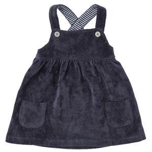 Baby Set / Kleid mit Body dunkelblau Bio People Wear Organic - People Wear Organic