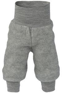 Bauchbund Hose aus Wollfleece | IVN Best zertifiziert | Engel Natur - Engel natur