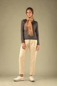 Schal aus 100% Alpakafasern - Nina Inka