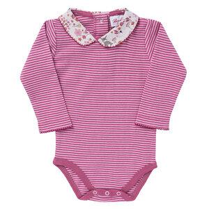 People Wear Organic Baby Body Langarm - People Wear Organic