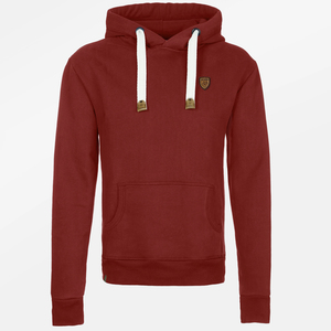 Hooded Sweater Hard Bike Badge - GreenBomb