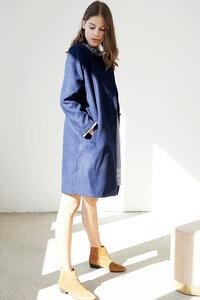 Mantel Iris aus Wolle - ME&MAY