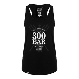 300 Bar Tank Top Damen - Lexi&Bö