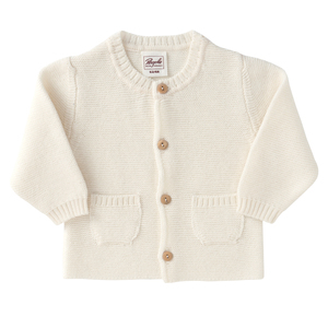 People Wear Organic Baby Strickjacke - People Wear Organic