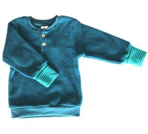 Fleece Sweatshirt  Bio-Baumwolle Langarmshirt Pullover Assos - Leela Cotton