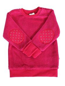 Fleece Sweatshirt Bio-Baumwolle Langarmshirt Pullover Isfahan - Leela Cotton