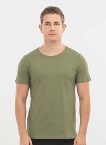 Basic T-Shirt aus Bio-Baumwolle - ORGANICATION