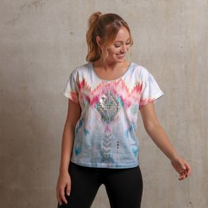 Shirt Ikat women - The Spirit of OM