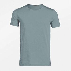 T-Shirt Adores Slub Basic - GreenBomb