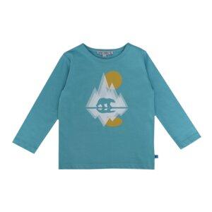 Enfant Terrible Kinder Langarm-Shirt Eisbär - Enfant Terrible