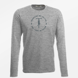 Longsleeve Jazzy Bike Mountains Call  - GreenBomb