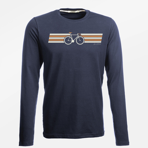 Longsleeve Jazzy Bike Wings - GreenBomb