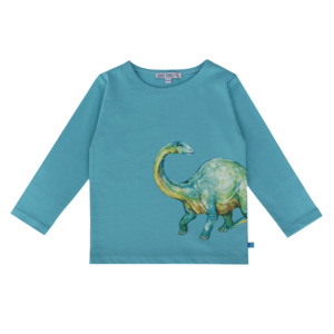 Enfant Terrible Kinder Langarm-Shirt Dino - Enfant Terrible