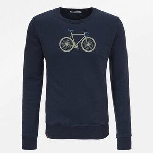 Sweatshirt Wild Bike Two - GreenBomb
