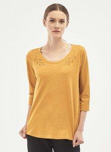 3/4-Arm-Shirt aus Bio-Baumwolle - ORGANICATION