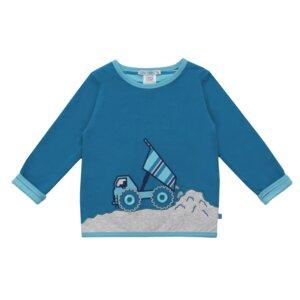 Enfant Terrible Kinder Wende Ringel-Shirt Kipper - Enfant Terrible