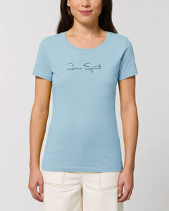 "Bio Damen Rundhals T-Shirt ""Amare - Free Spirit""  - Human Family"