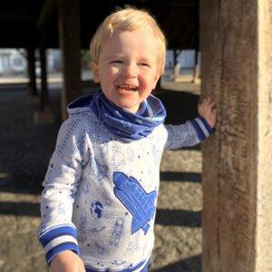 Enfant Terrible Kinder Kapuzen-Shirt Rakete - Enfant Terrible