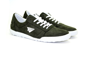 be free – Sneaker Low-Cut olive - be free shoes