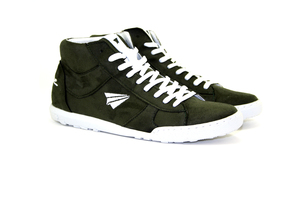 be free – Sneaker High-Cut olive - be free shoes