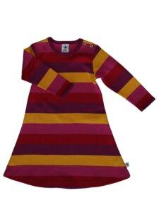 Baby Kinder Kleid aus Bio Baumwolle Kleider 2824 - Leela Cotton