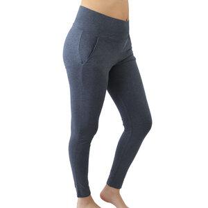 Albero Damen Yoga-Hose Komfortbund - Albero