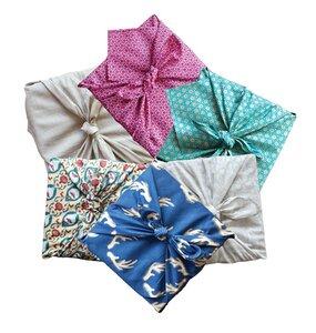 Geschenkverpackung FabRap - einseitiges 6erPack - FabRap Gift Wrap